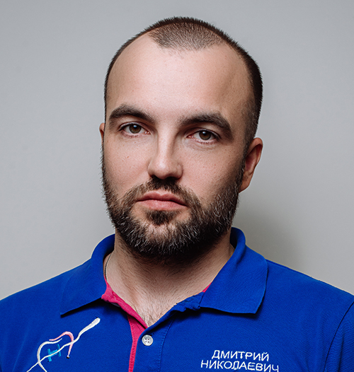 Решетов Дмитрий Николаевич