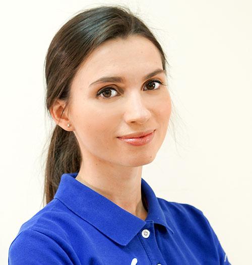 Глякова Анна врач ортодонт